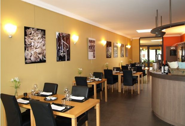 Euregio quiz restaurant vis in eupen for Lifeline interieur