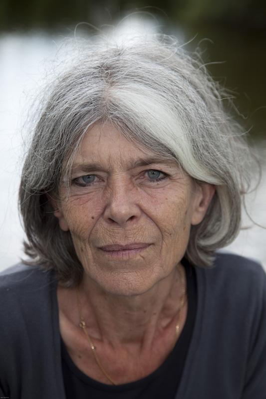 Anna Enquist (Bild: Bert Nienhuis)