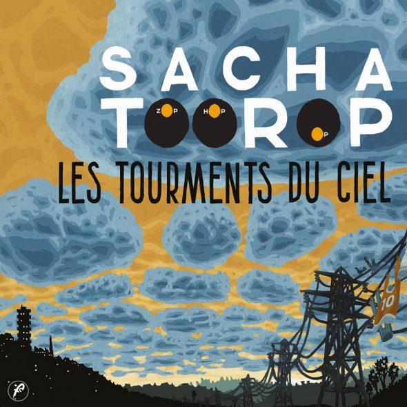 """""""Les tourments du ciel"""" von Sacha Toorop"""