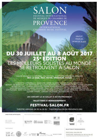 Festival in Salon de Provence