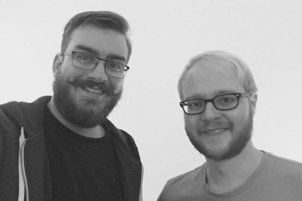 Robert Meyer und Marcel Prochnow von Ratatam Records