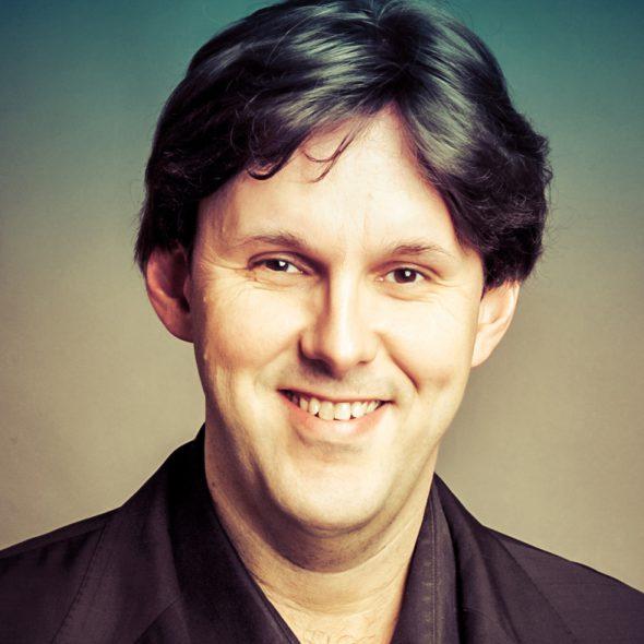 Dirigent Patrick Davin