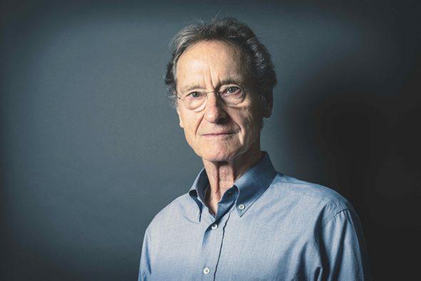 Bernhard Schlink (Bild: Alberto Venzago/Diogenes Verlag)