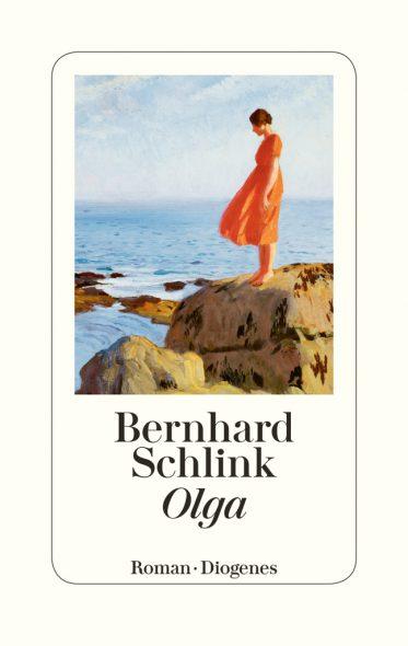 Bernhard Schlink: Olga (Cover: Diogenes Verlag)