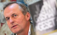 John Grisham am 9.9.2010 in Hamburg