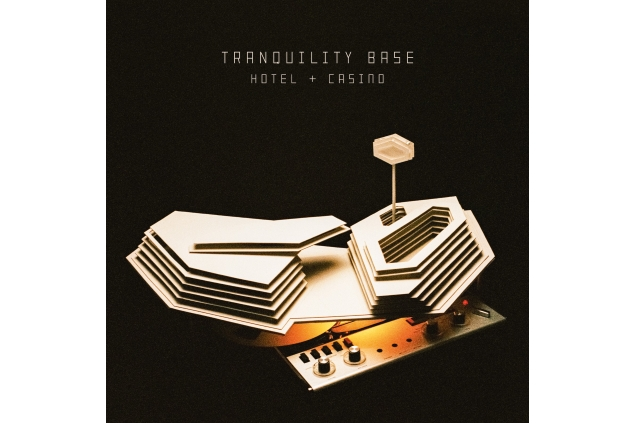 tranquility base hotel & casino cover