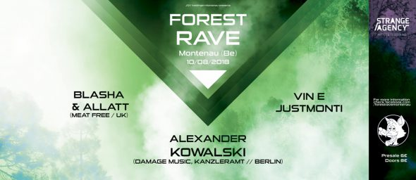 Forest Rave 2018