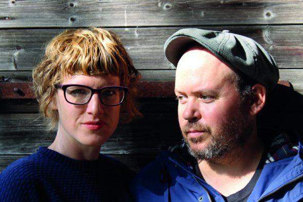 Kerstin Danielsson und Roman Voosen (Bild: Linn Salgado)