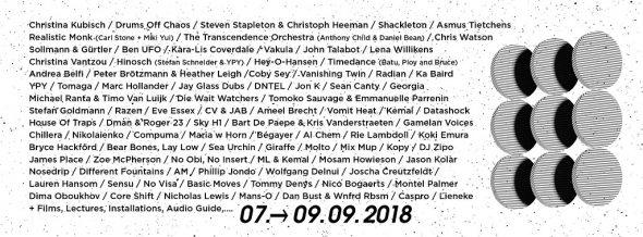 Meakusma-Festival 2018