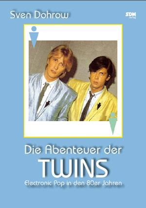 """Buchveröffentlichung """"Die Abenteuer der Twins"""""""