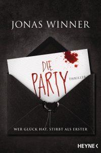 Jonas Winner: Die Party