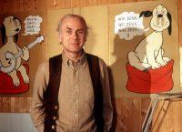 Loriot, eigentlich Vicco von Bülow, am 22.3.1973