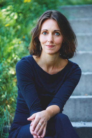 Daniela Krien Bild: Maurice Haas/Diogenes Verlag)