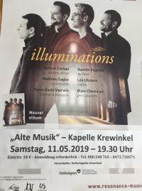 Resonance - Musikalische Zeitreise in der Kulturkapelle Krewinkel