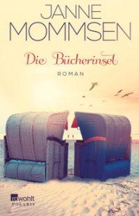 Janne Mommsen: Die Bücherinsel (Buchcover: Rowohlt Verlag)