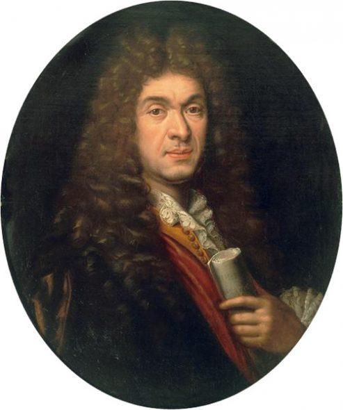 Jean-Baptiste Lully, Porträt von Paul Mignard