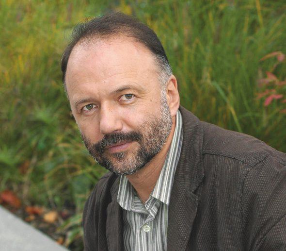 Andrej Kurkow (Bild: Regine Mosimann)