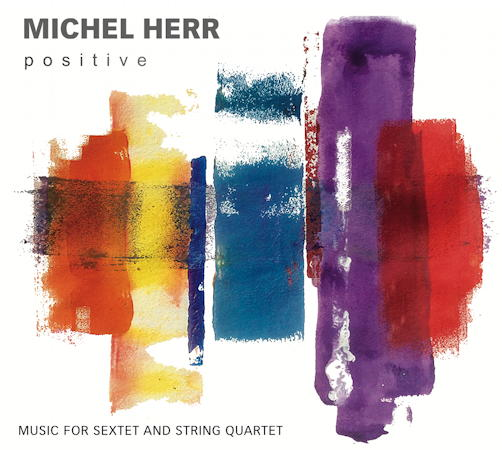 Michel Herr: positive (Cover: Igloo Records)