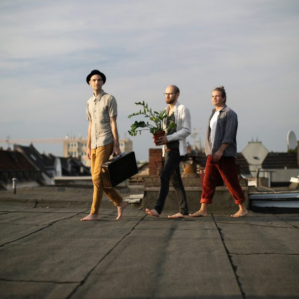 Max Freytag Trio (Pressebild)