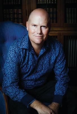 Krimiautor Mattias Edvardsson