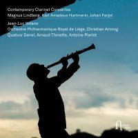 Contemporary Clarinet Concertos (CD-Cover: Fuga Libera)