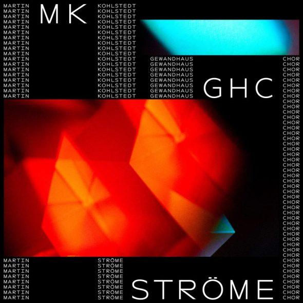 Martin Kohlstedt: Ströme (Cover: Warner Classics)
