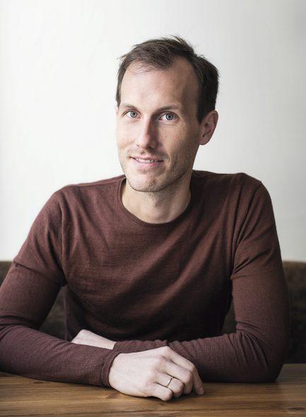 Christopher Kloeble (Bild: Jens Oellermann)