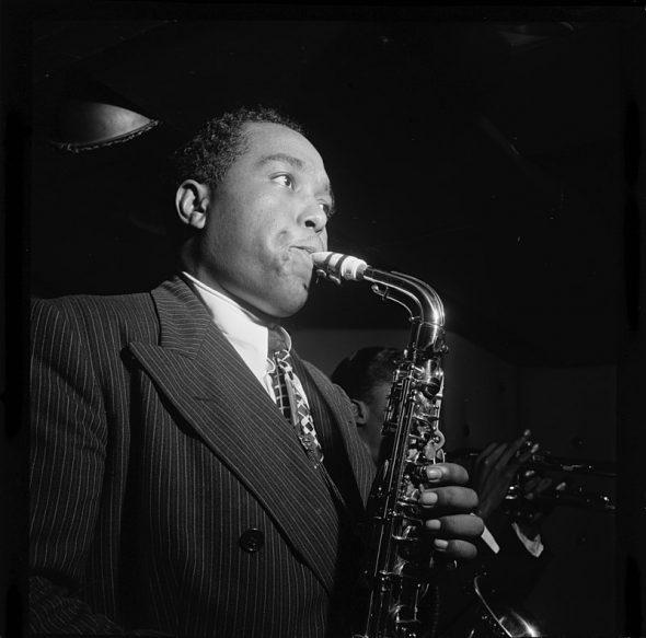 Charlie Parker (Archivbild von 1947 von William P. Gottlieb)