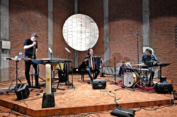 Blind-Date-Konzert mit Pascal Schumacher und Luciano Biondini (Bild: Gerhard Richter)