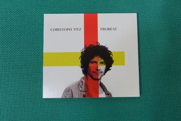 Frobeat: Neue CD von Christoph Titz (Bild: Julie Broichhausen/BRF)