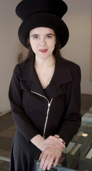 Amélie Nothomb (Archivbild: Albert Olive/EPA)
