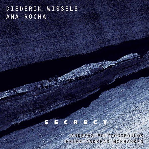 """""""Secrecy"""" von Ana Rocha und Diederick Wissels (Cover: Igloo Records)"""