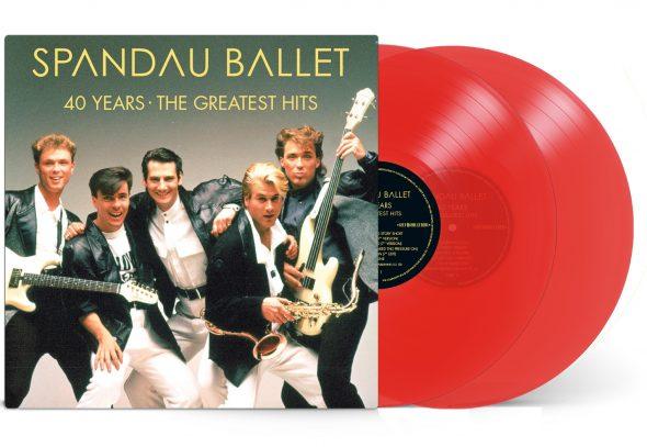 Spandau Ballet LP (Bild: WMG)