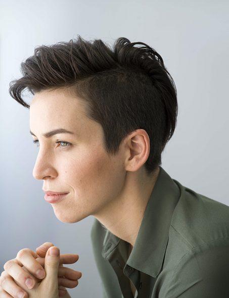 Autorin Julia Phillips (Bild: Nina Subin)
