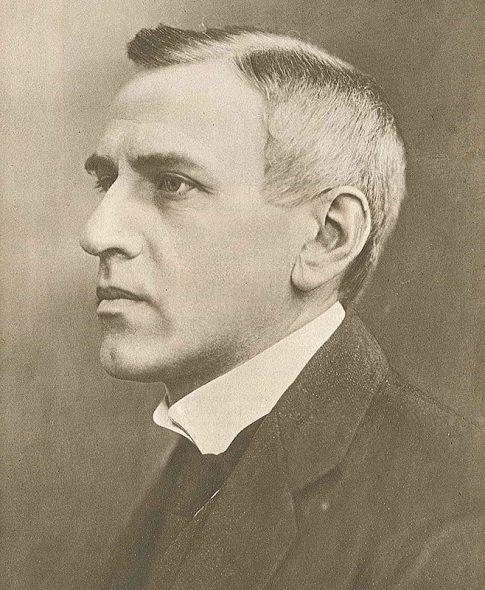 Wilhelm Stenhammar (Bild von 1916)