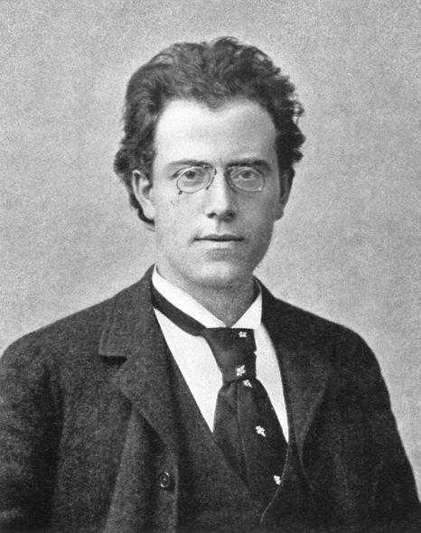 Gustav Mahler (Bild von 1892)