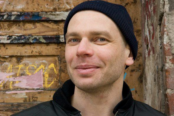 Wolfgang Herrndorf (Bild: (c) Mathias Mainholz)